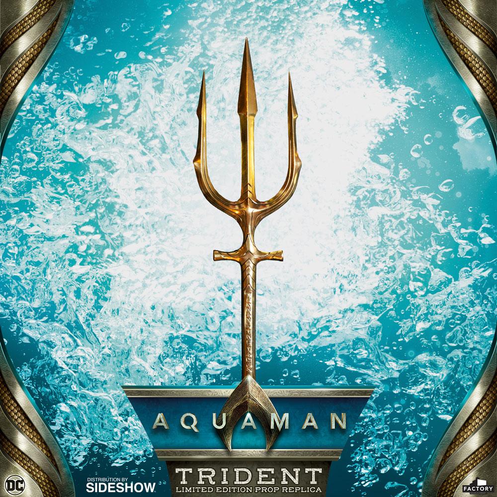 Aquaman Trident - Prop Replica