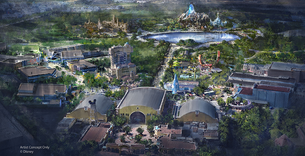 Disneyland Paris avrà la sua area tematica Star Wars