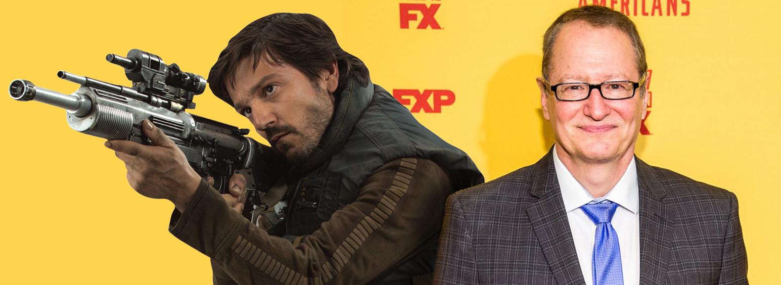 Stephen Schiff è lo showrunner della serie TV incentrata su Cassian Andor