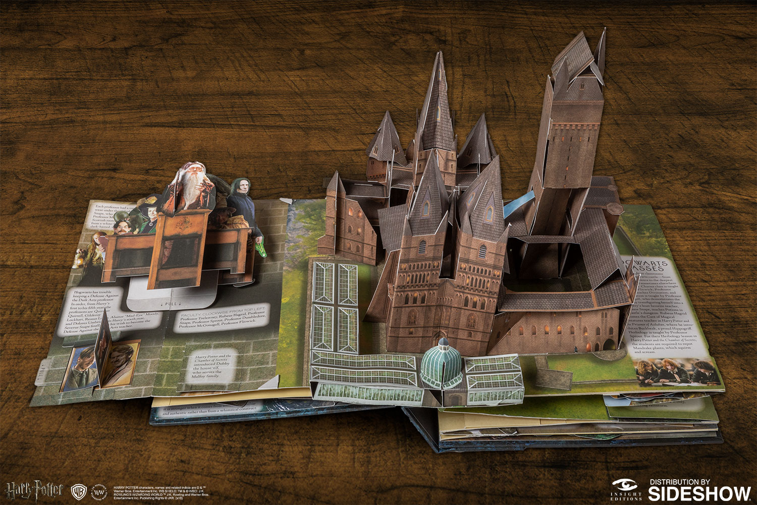 Harry Potter: A Pop-Up Guide to Hogwarts – Limited Edition
