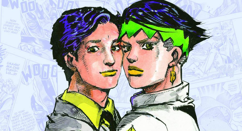 Il manga secondo Hirohiko Araki, in arrivo la guida per aspiranti mangaka