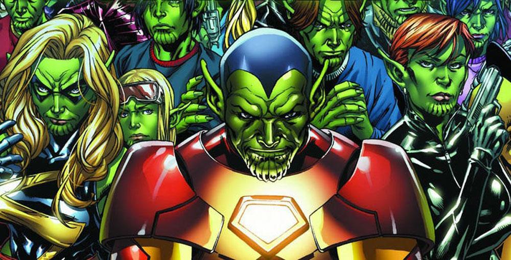 Meet the Skrull, nuova invasione aliena in casa Marvel?