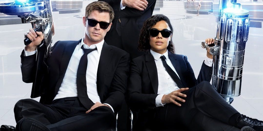 Men In Black International: ecco il primo trailer