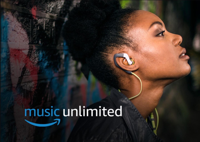 Amazon Music Unlimited: 3 mesi a 0,99€ solo fino al 2 gennaio