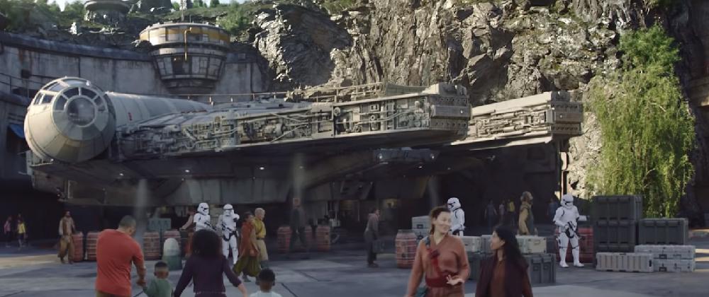 Disney pubblica il primo sneak peek di Star Wars: Galaxy's Edge