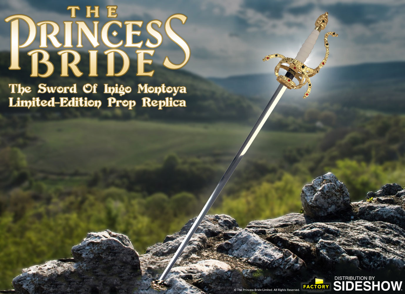 The Sword of Inigo Montoya