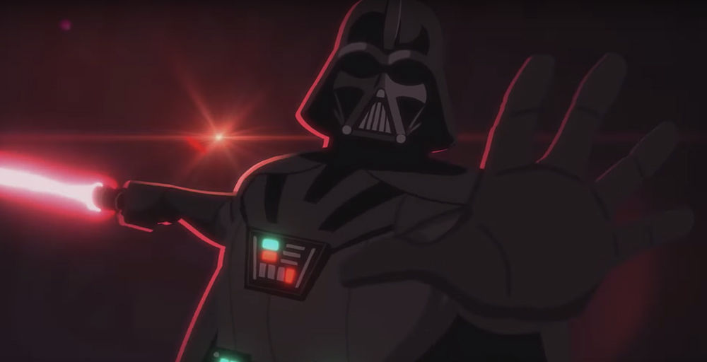 Ecco i primi sei episodi della webserie Star Wars Galaxy of Adventures