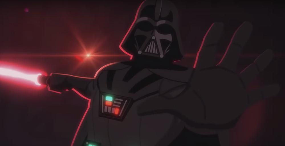 Ecco i primi sei episodi della webserie Star Wars Galaxy of Adventures