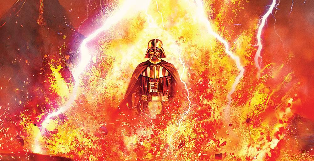 Chi è il padre di Darth Vader?