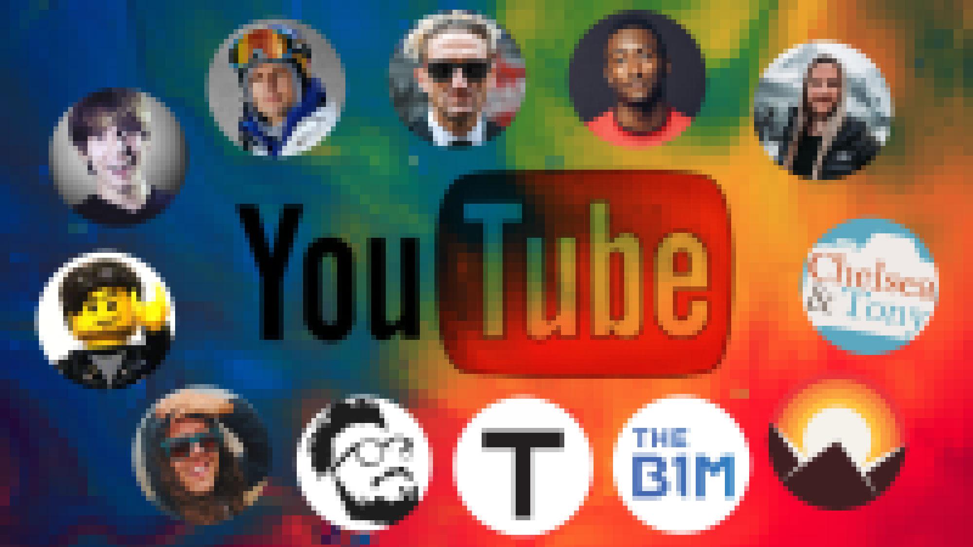 12 Canali Youtube che mi sono piaciuti nel 2018
