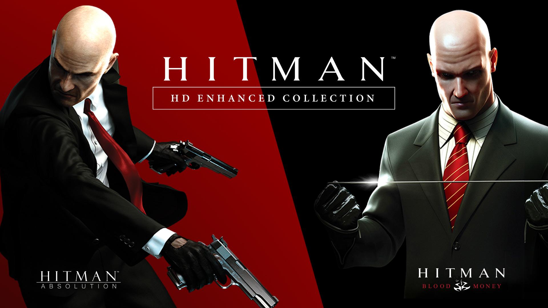 Annunciato Hitman HD Enhanced Collection