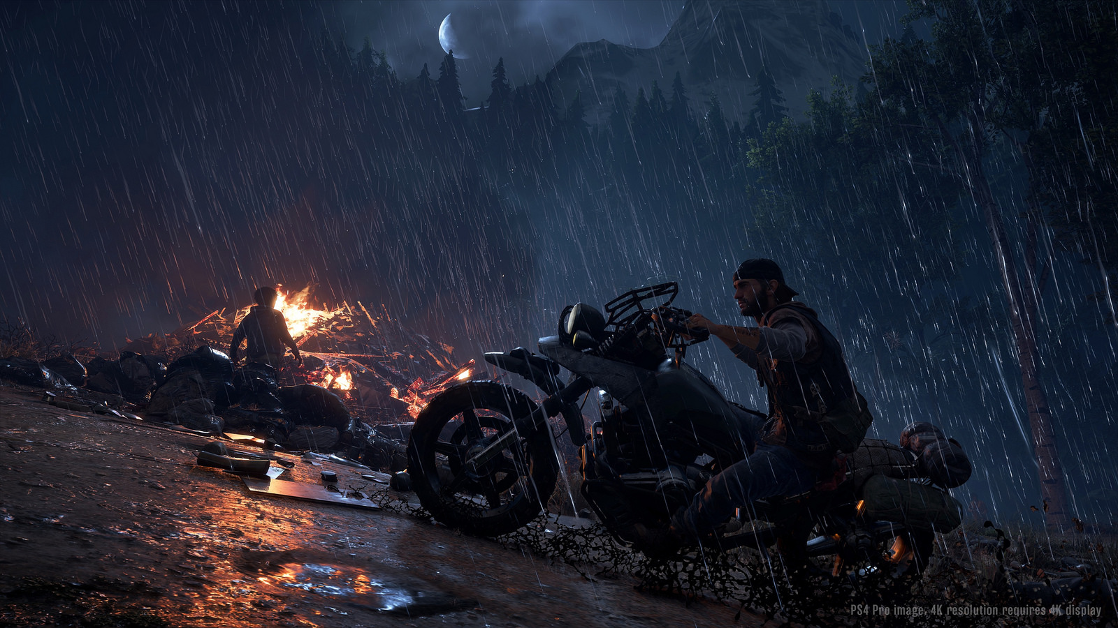 Un nuovo trailer per l'open world di Days Gone