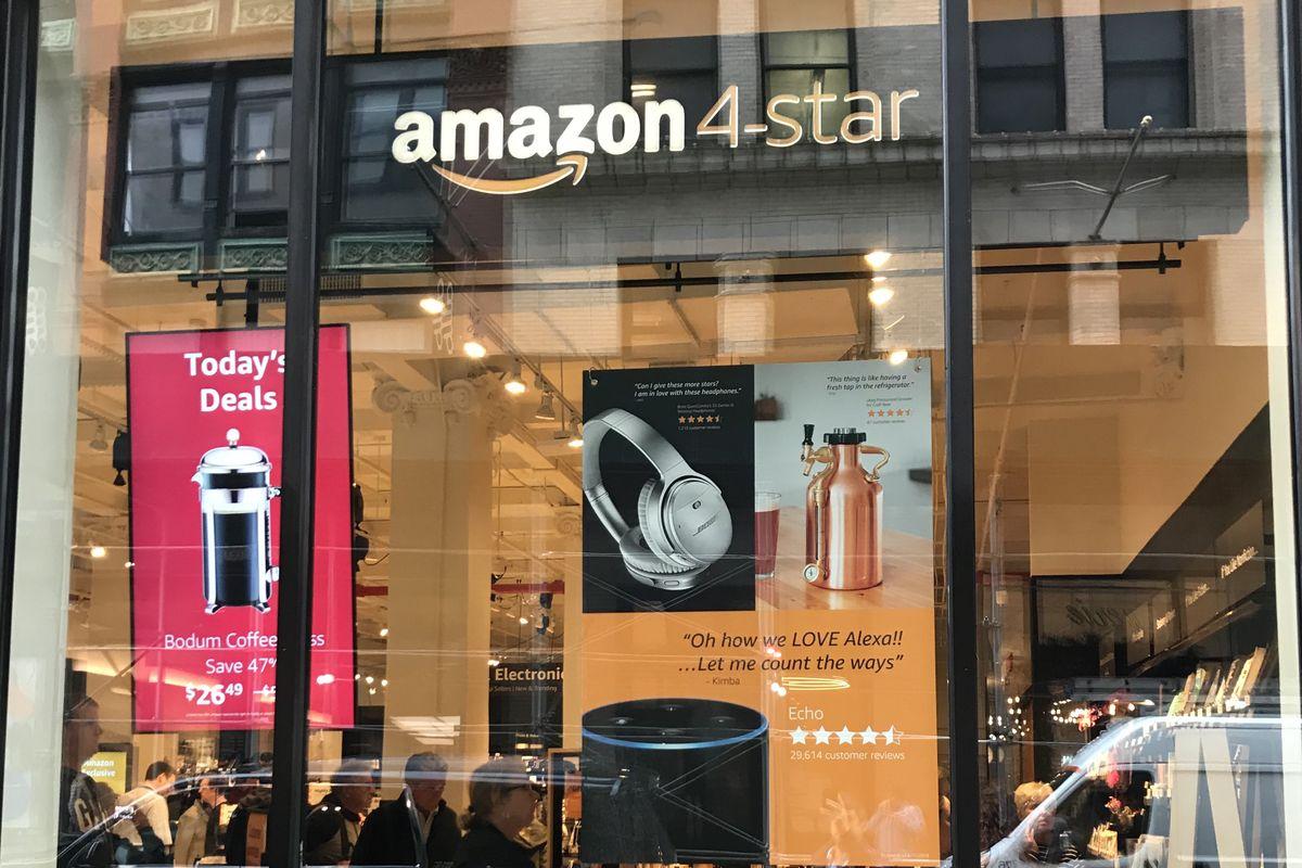 Amazon aprirà il suo primo negozio fisico in Italia il prossimo aprile