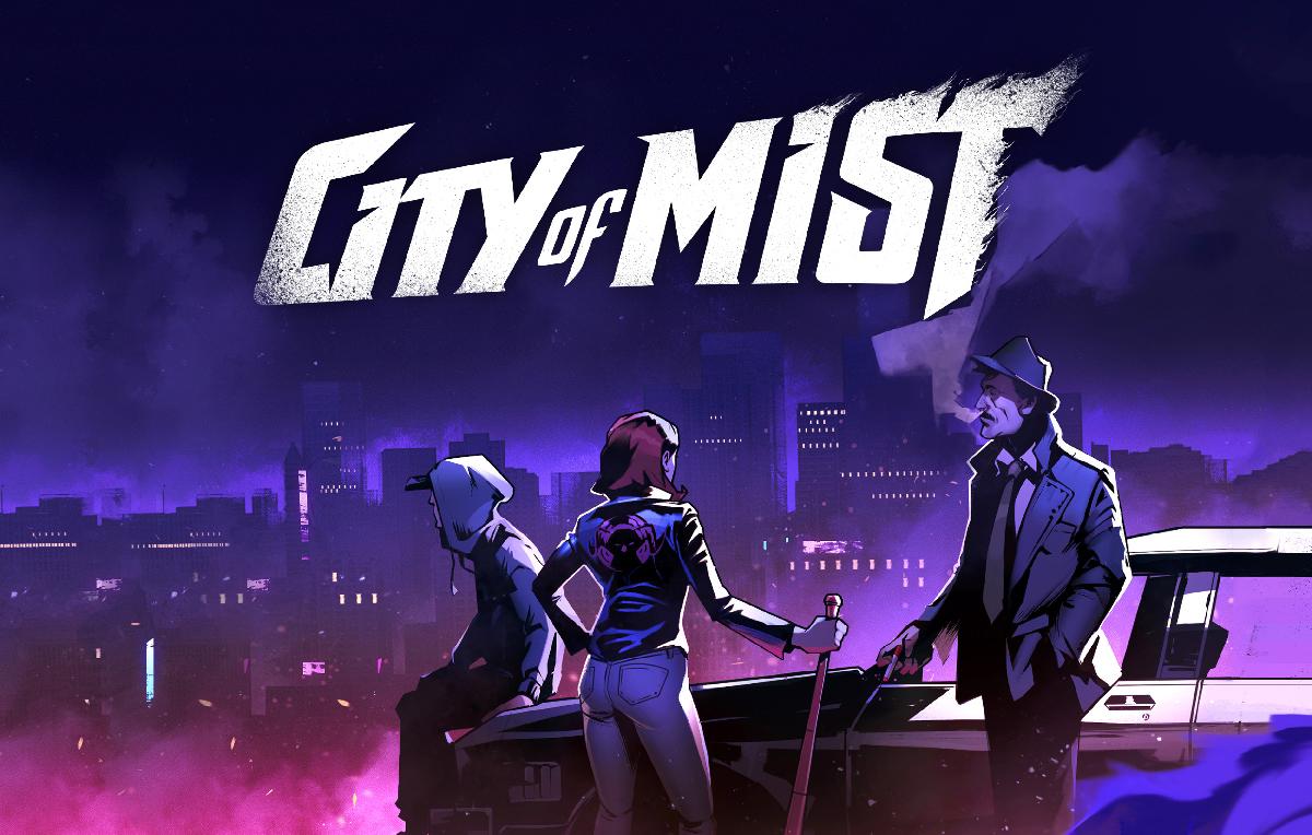 City of Mist: disponibile gratuitamente una preview del manuale
