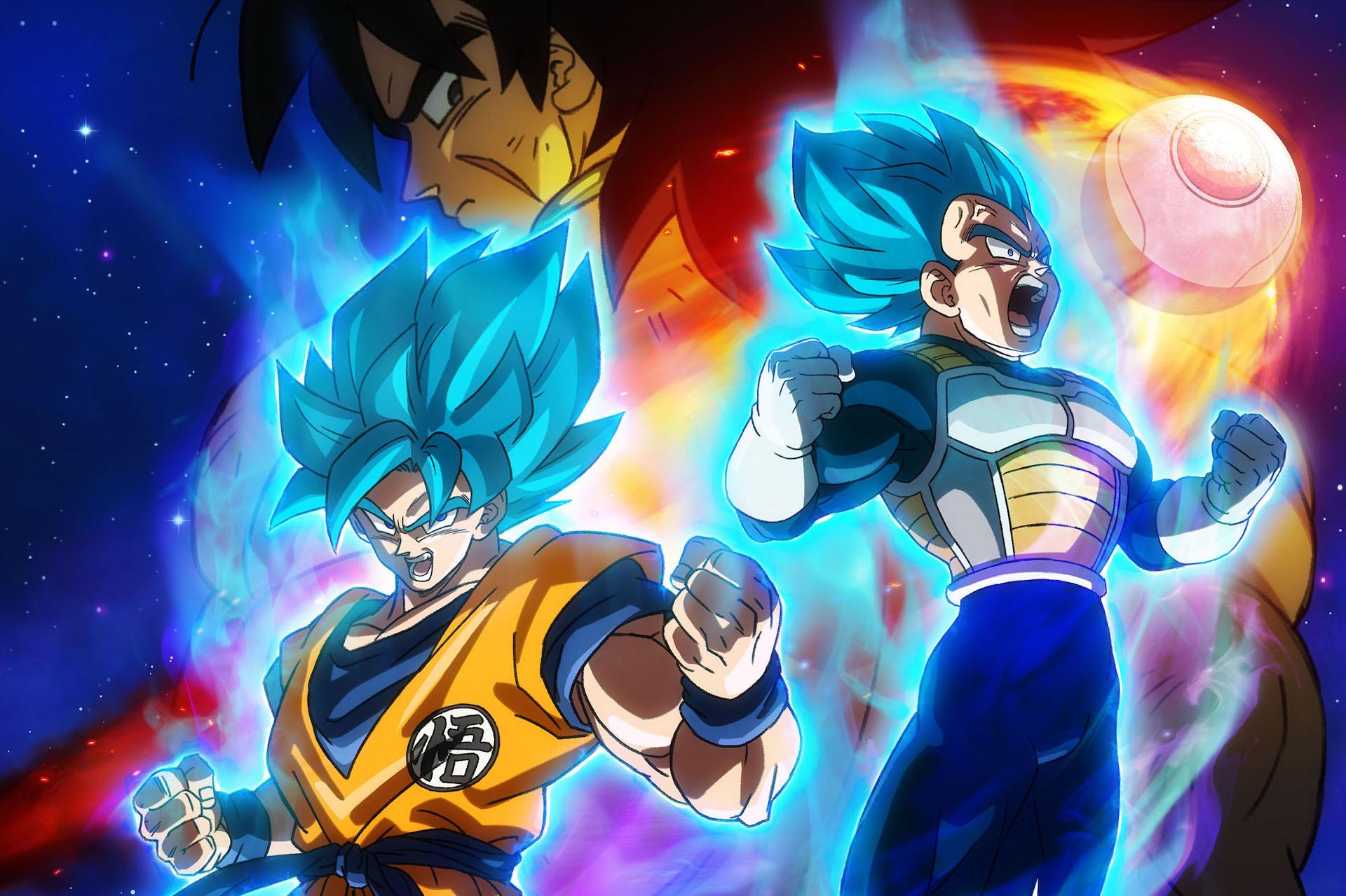 Dragon Ball Super: Broly sarà nei cinema il 28 febbraio
