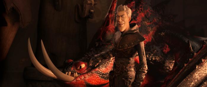Dragon Trainer: Il Mondo Nascosto