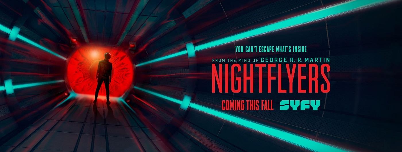Nightflyers, la serie tratta dal racconto di George R. R. Martin, su Netflix a febbraio