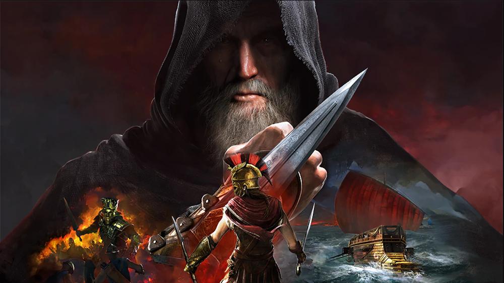 Disponibile l'episodio 2 di Assassin's Creed: Odyssey - L'Eredità della Prima Lama
