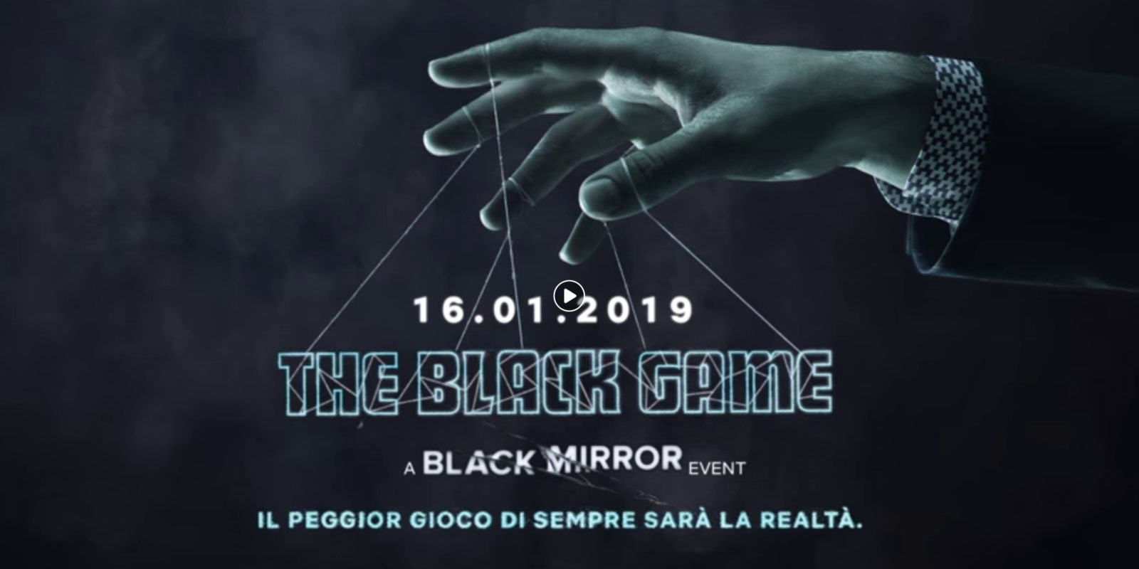 Netflix lancia The Black Game, un Bandersnatch nella realtà