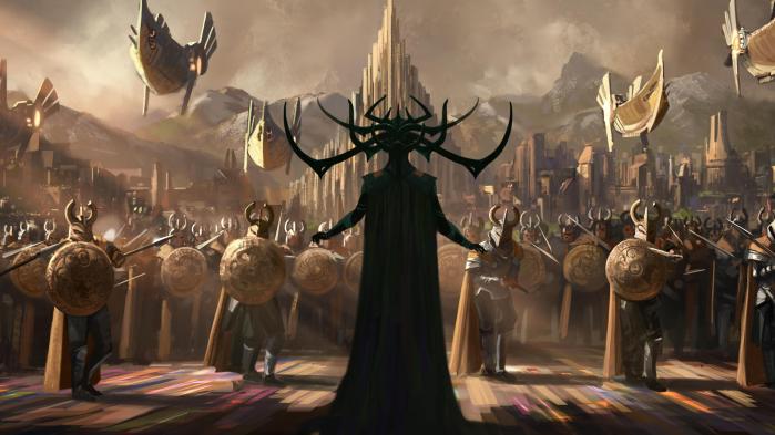 Il mito del Ragnarok in un'interpretazione moderna