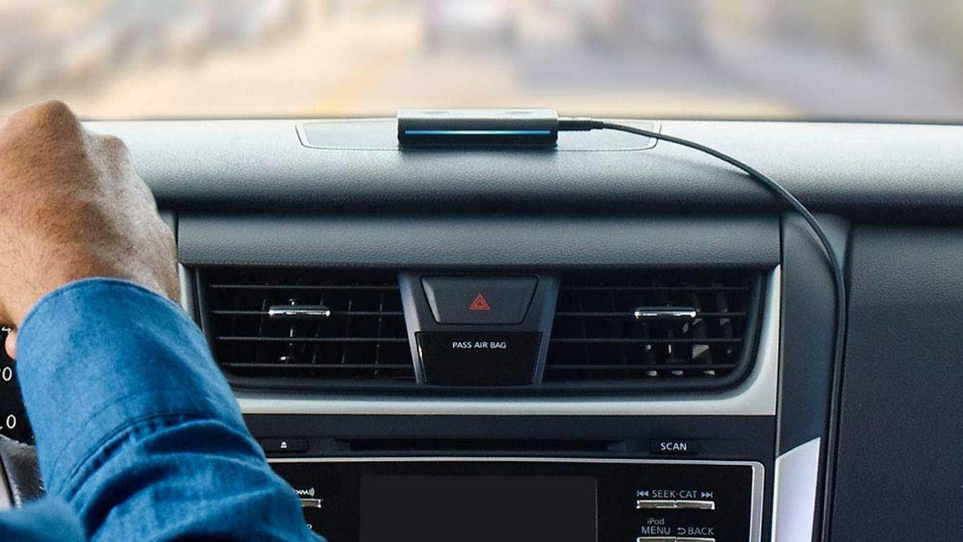 CES 2019: arriva Amazon Echo Auto