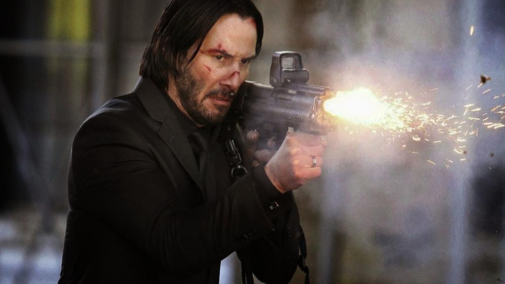 John Wick 3, nel primo trailer Keanu Reeves si prepara alla guerra