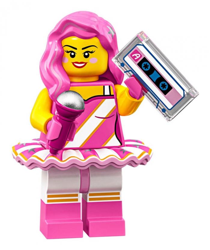 Il film LEGO 2 MINIFIGURES MAGO DI OZ 71023-Completo Set completo di 20