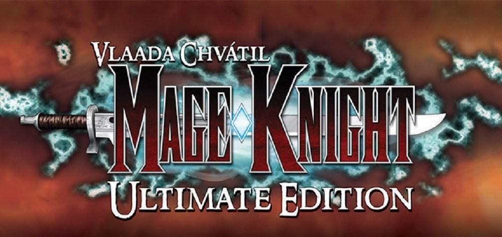 Mage Knight Ultimate Edition finalmente disponibile in Italia