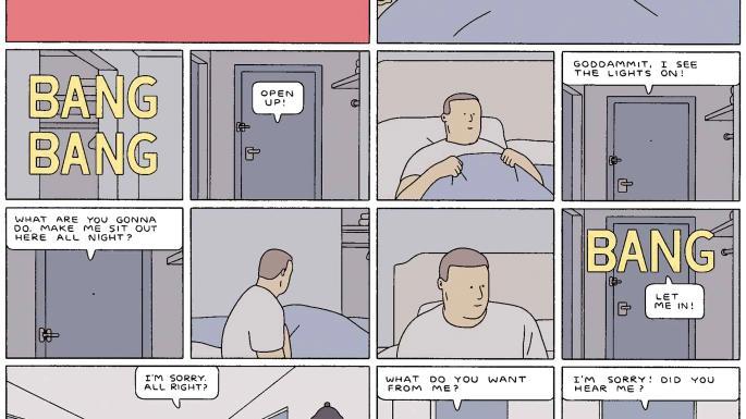 la mia vita come un adolescente robot porno fumetto