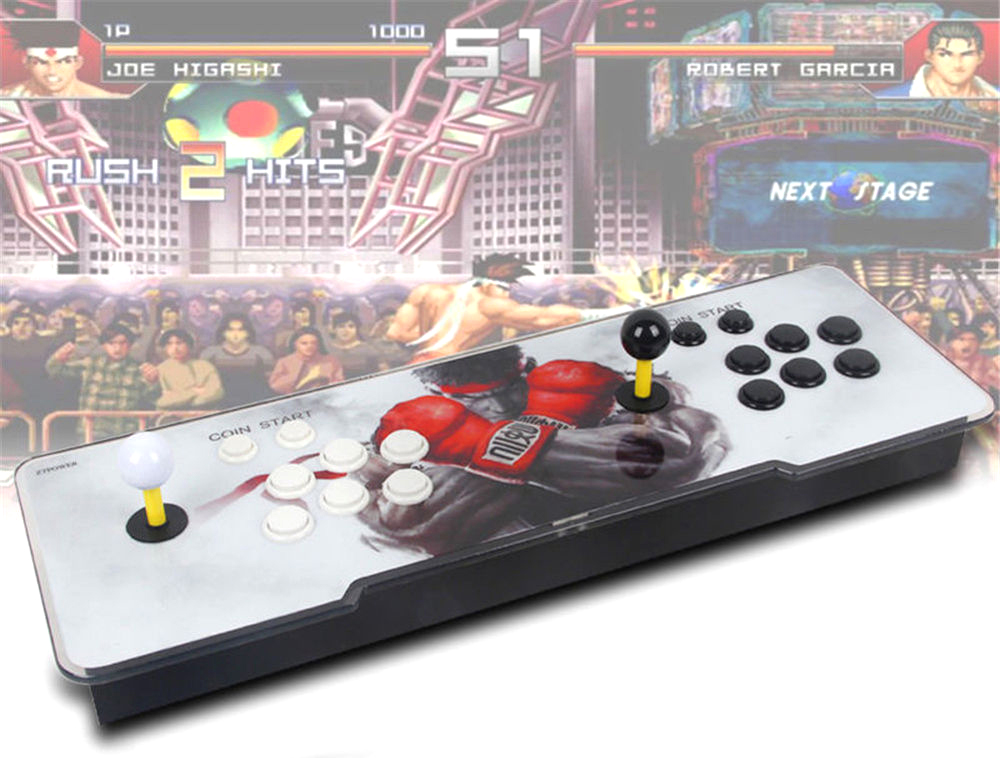 Come costruire una arcade console all-in-one con Raspberry Pi