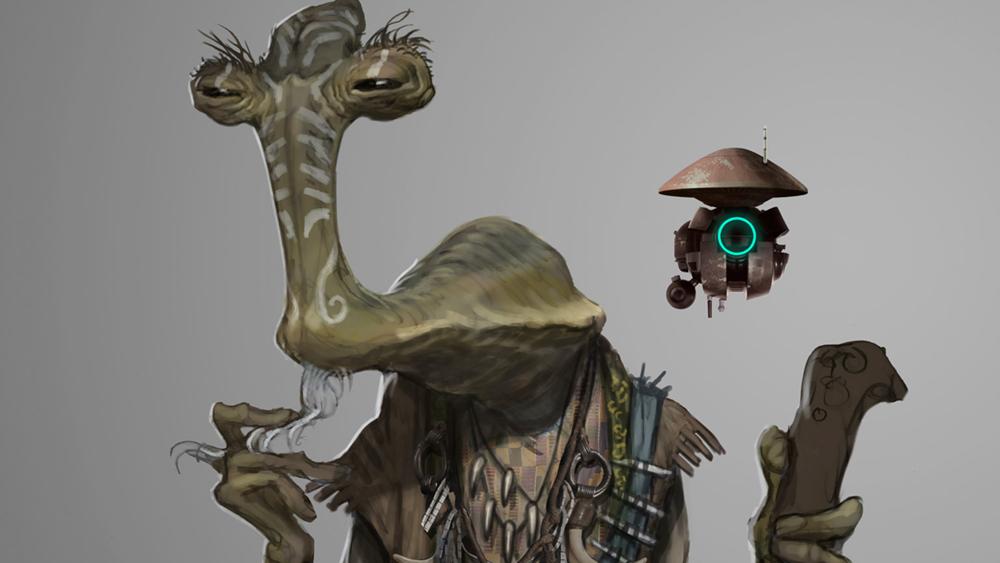 Star Wars: Galaxy's Edge - In arrivo una serie di fumetti dedicata alle nuove attrazioni Disney