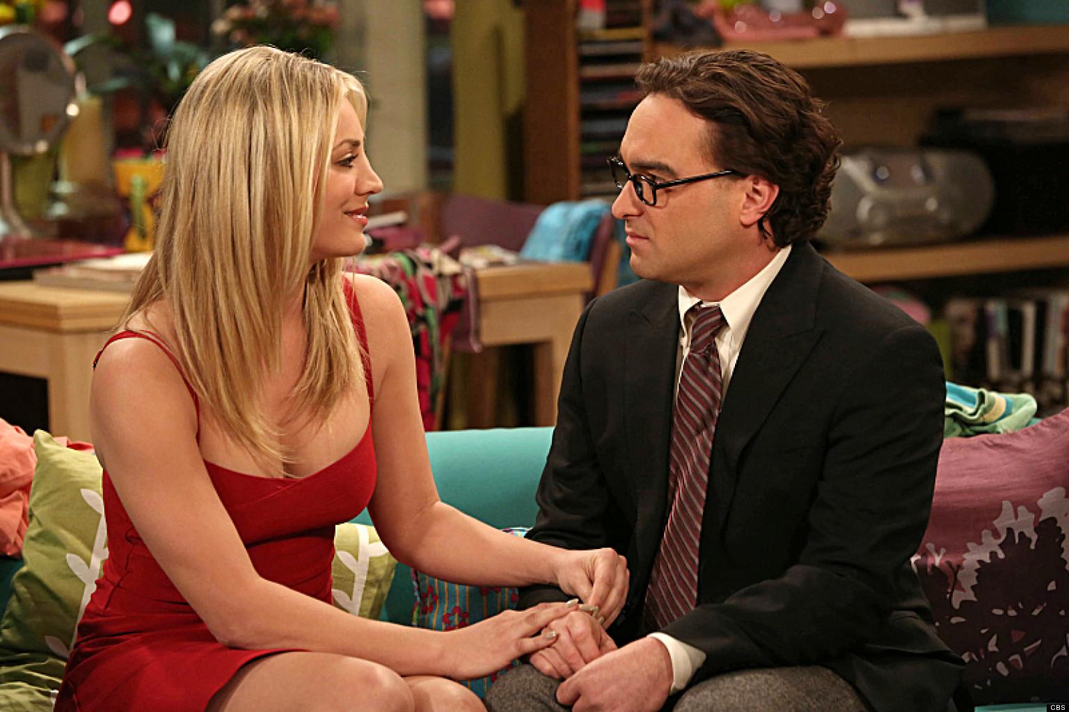 The Big Bang Theory: Kaley Cuoco provoca, reboot nel 2020?