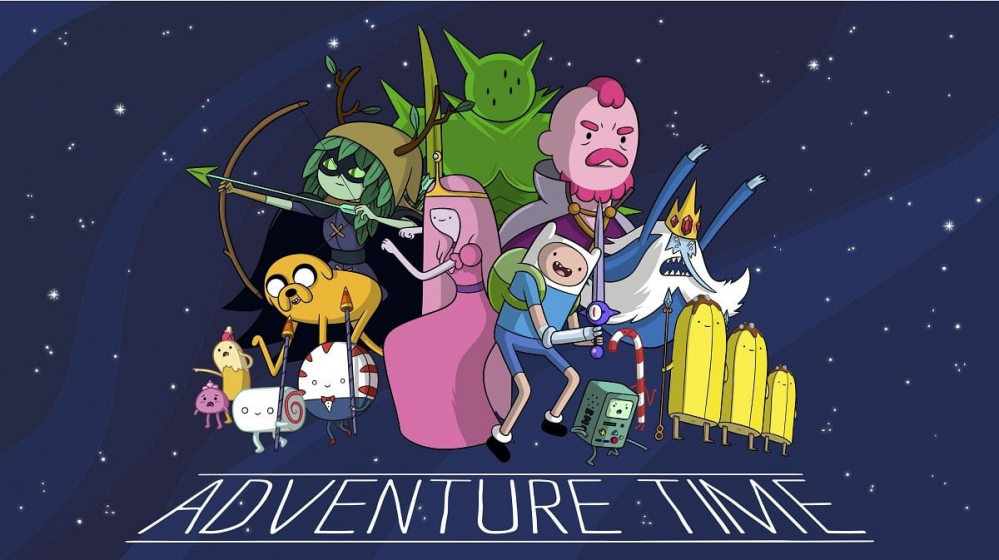 Adventure Time: Vieni Insieme a Me