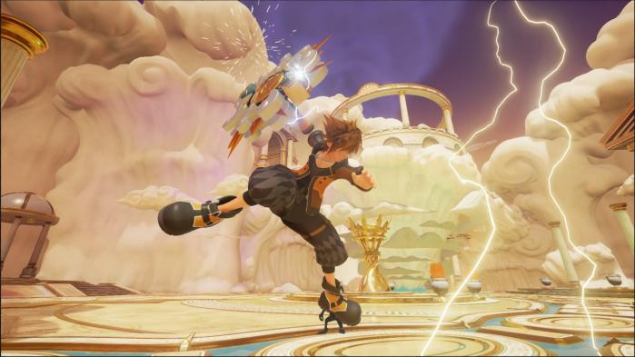 Kingdom Hearts III videogiochi al confine con il cinema