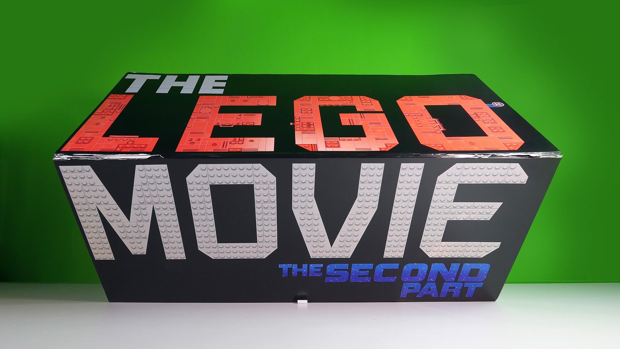 The Lego Movie 2 Mystery Box!