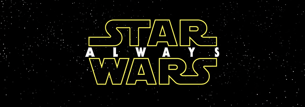 Star Wars Always, il fan trailer dell'intera saga