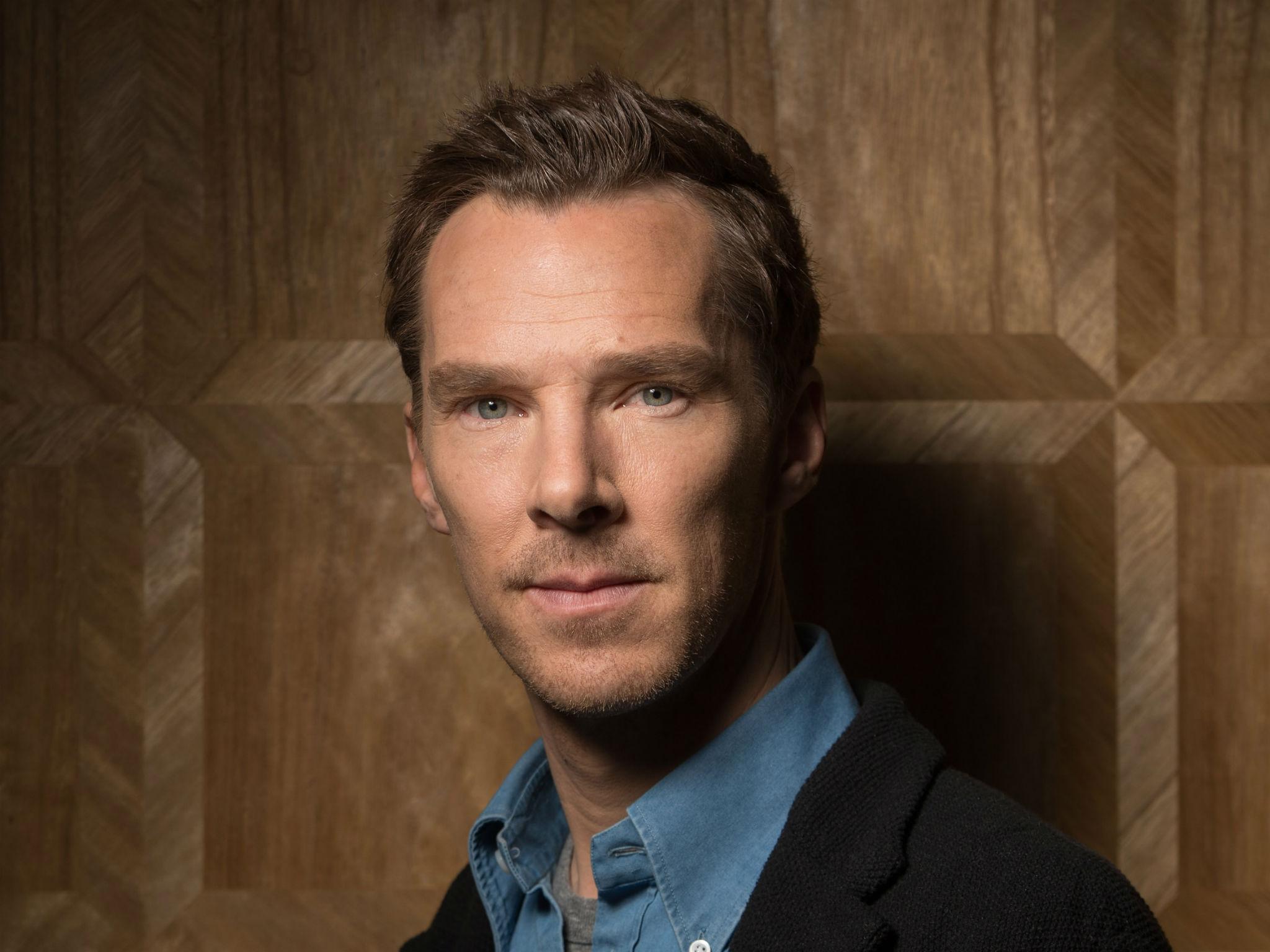 War Magician: Benedict Cumberbatch protagonista del film