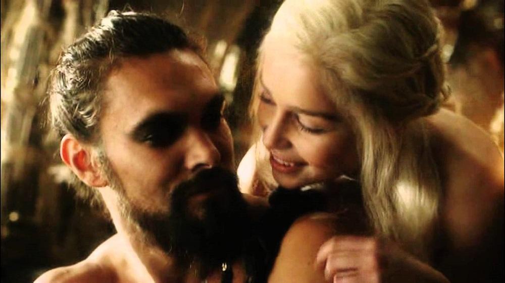 Khal Drogo e Daenerys Targaryen di nuovo insieme... agli Oscar