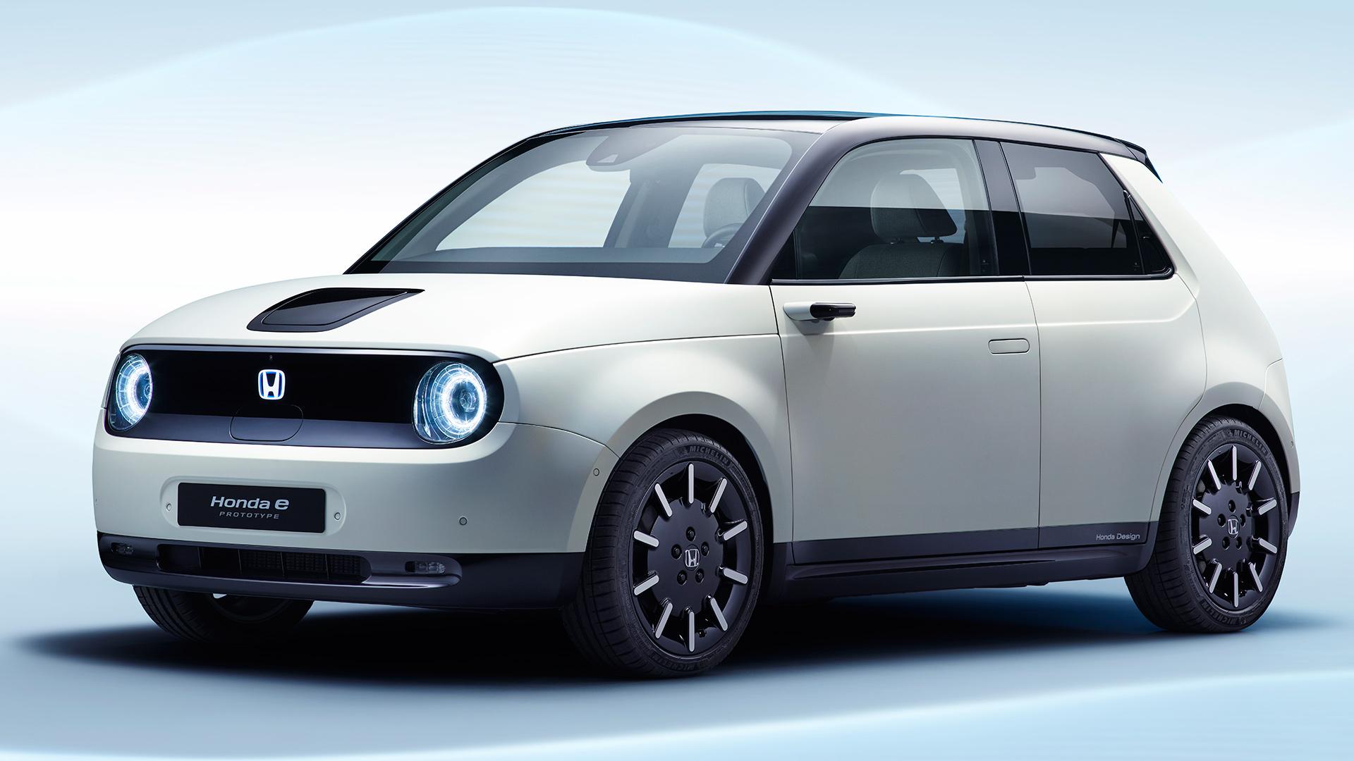 Il prezzo per il mercato italiano della Honda E