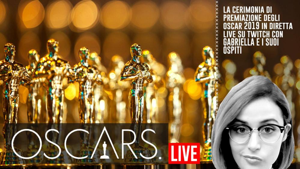 Cerimonia Oscar Live