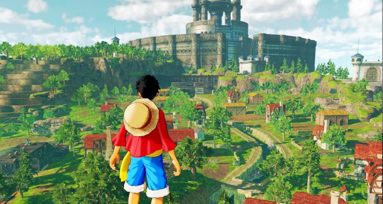Quasi mezz'ora di gameplay per il nuovo One Piece: World Seeker