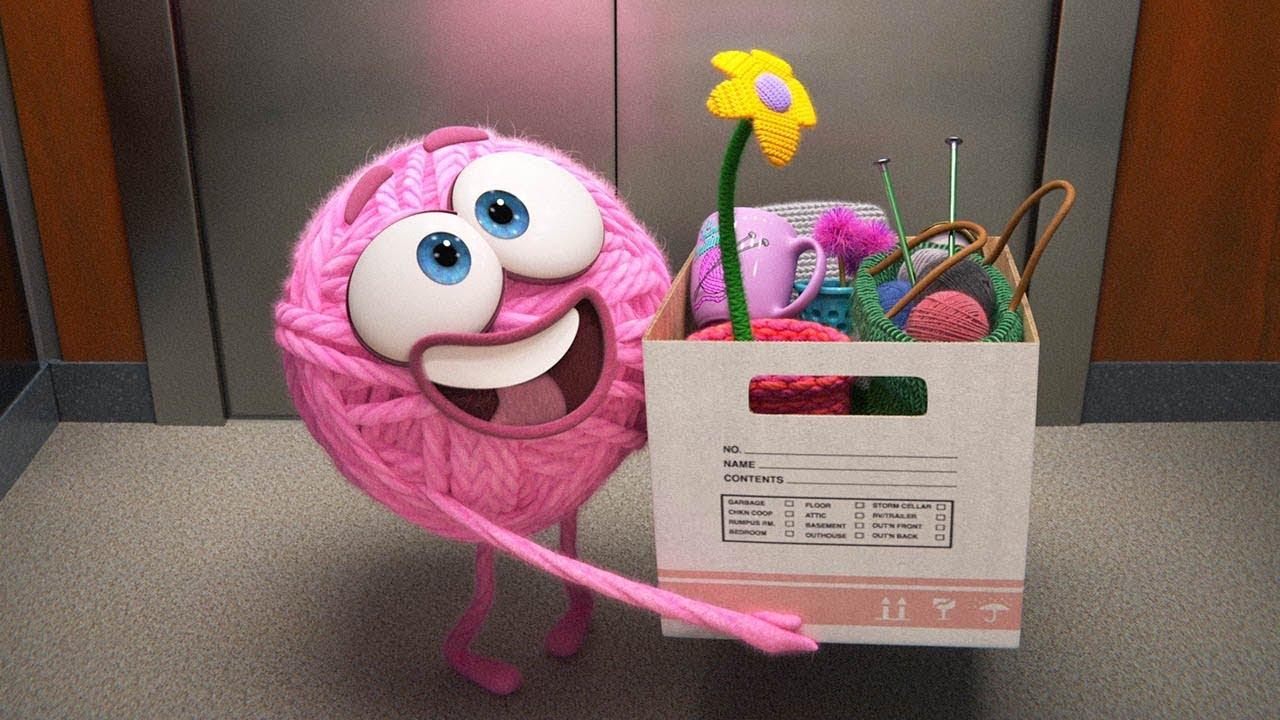 È online un nuovo cortometraggio di Pixar, chiamato Purl