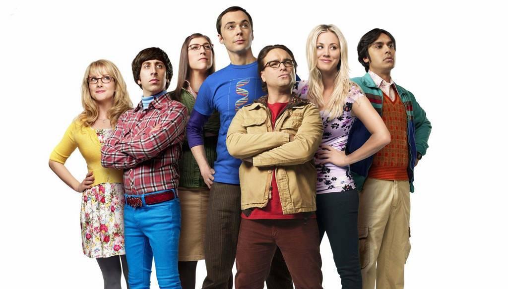 The Big Bang Theory Time Machine: il quiz game