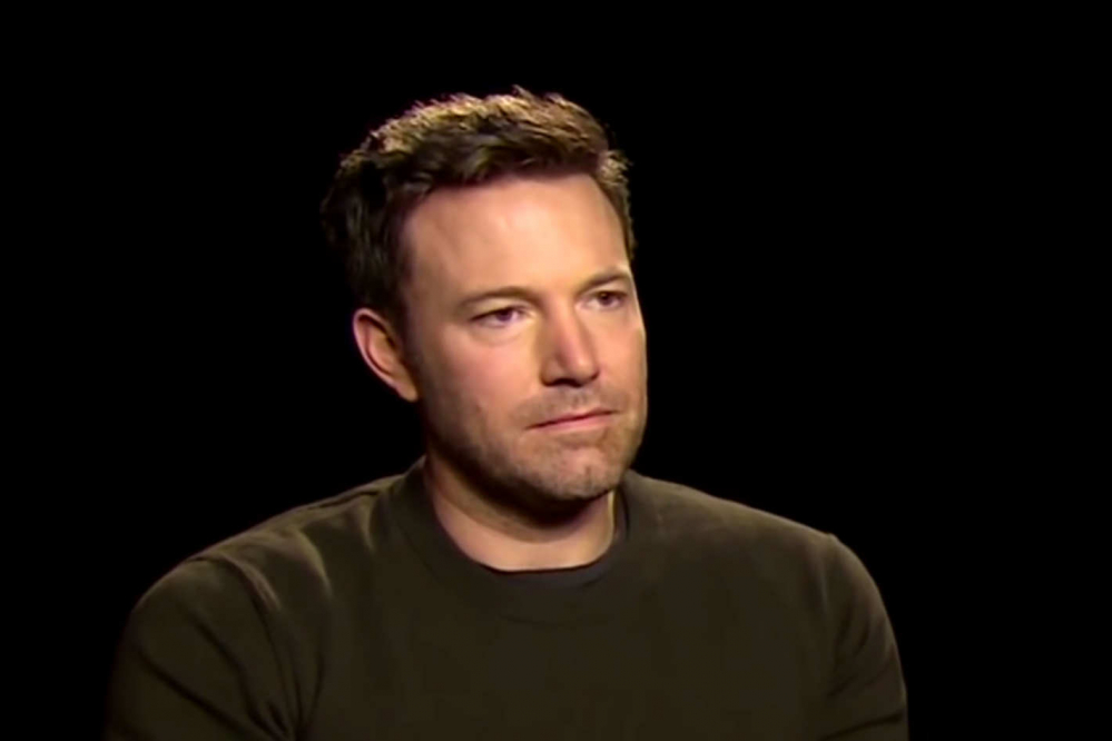 The Batman: il video della cerimonia d'addio di Ben Affleck
