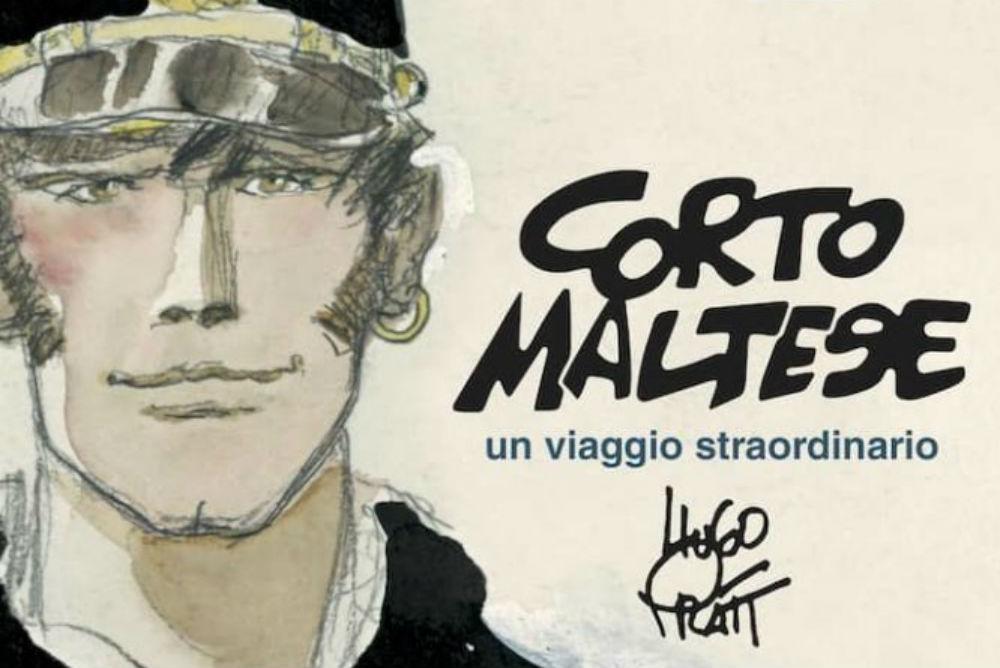 Corto Maltese: a Napoli la mostra dedicata al marinaio di Hugo Pratt