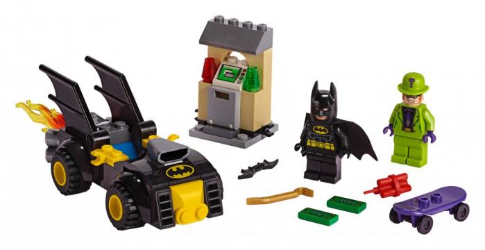 Svelati i 6 set LEGO per gli 80 anni di Batman #LegaNerd