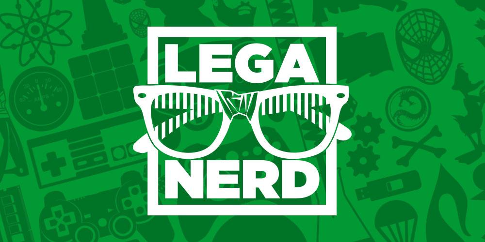 10 Anni di Lega Nerd: vieni a festeggiare con noi!