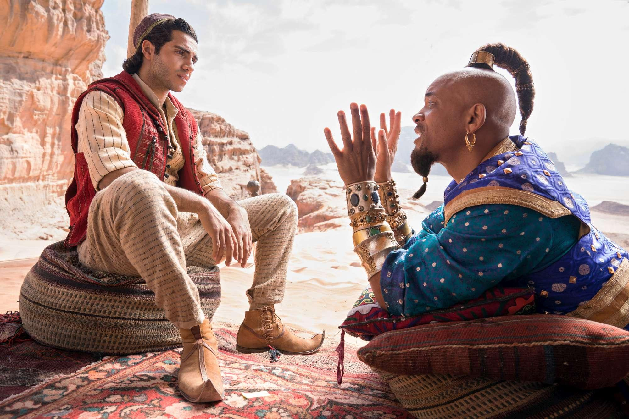 Aladdin: ecco il nuovo full trailer del live-action Disney