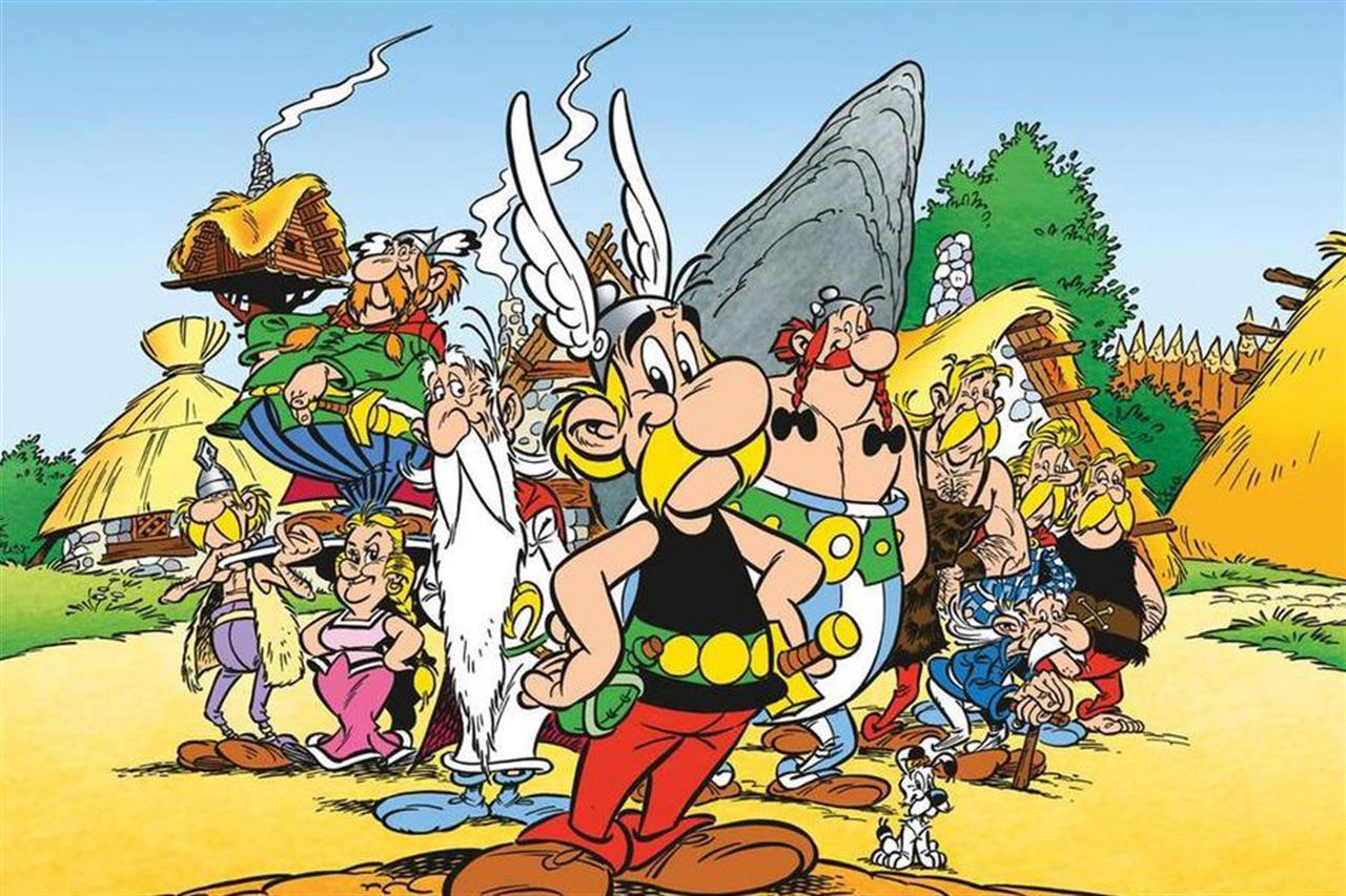 Asterix, in arrivo le monete celebrative per i 60 anni