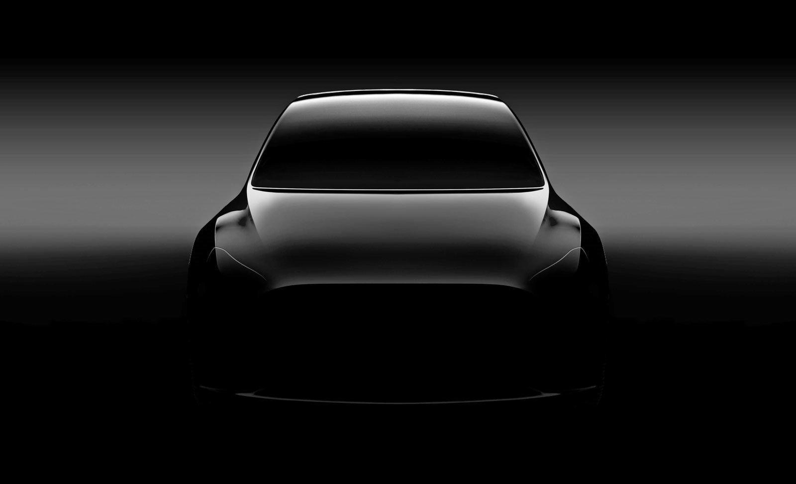 Model Y, il nuovo SUV crossover di Tesla, verrà presentato il prossimo 14 marzo
